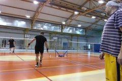 Silvestrovský badmintonový turnaj